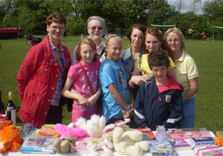 Monkston and Kent's Hill Fun Day - 25th June 2011