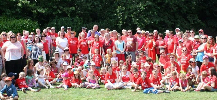 Celebration Day for Kinship Carers at Gulliver's Land Milton Keynes  – 13th July 2013